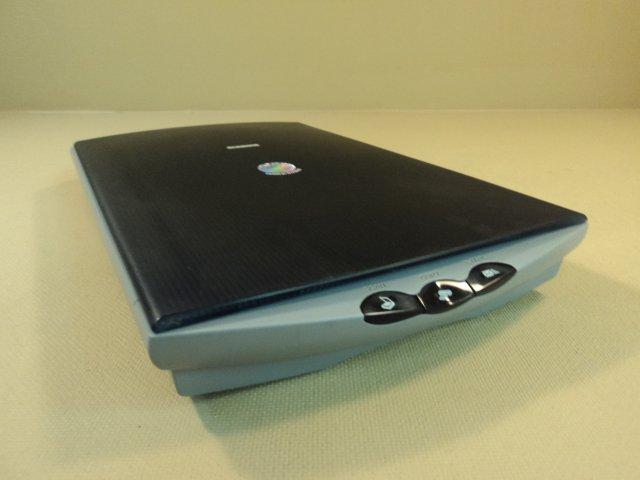 Canon USB Scanner Flatbed 12VDC CanoScan D1250U2