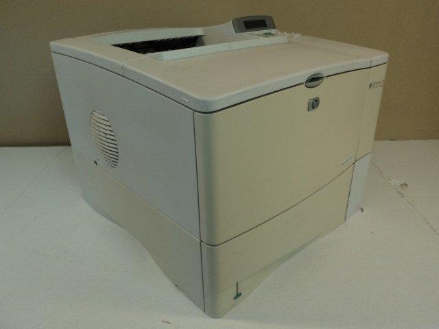 HP Laser Printer Black And White LaserJet 4100n C8050A