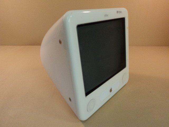 Apple eMac PowerMac 6 4 PowerPC G4 7447a 17in 80GB Hard Drive A1002 EMC 2057