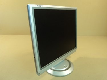 NEC LCD Color Flat Monitor Multisync 17in 12VDC 3.33A LCD1735NXM L174F4