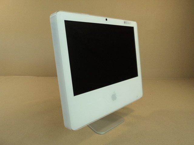 Apple iMac 17in Flat Screen 2GHz Intel Core 2 160GB Hard Drive A1195 EMC 2114