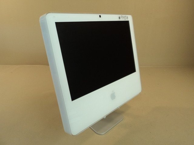 Apple iMac 17in Flat Screen 1.83GHz Intel Core 80GB Hard Drive A1195 EMC 2114