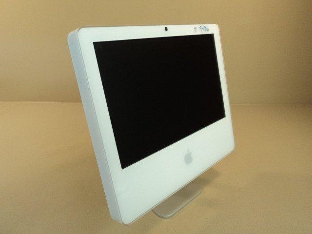 Apple iMac 17in Flat Screen 1.83GHz Intel Core 80GB Hard Drive EMC 2114 A1195