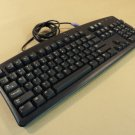 Dell Deluxe Computer Keyboard PS2 Black PS/2 SK-8100