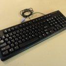 DCT Factory OG Deluxe Desktop Computer Keyboard PS2 Black PS/2 KBJ-006B