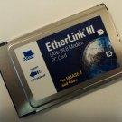 3Com EtherLink III PC Card LAN +28.8 Modem 3C562B 3C563B
