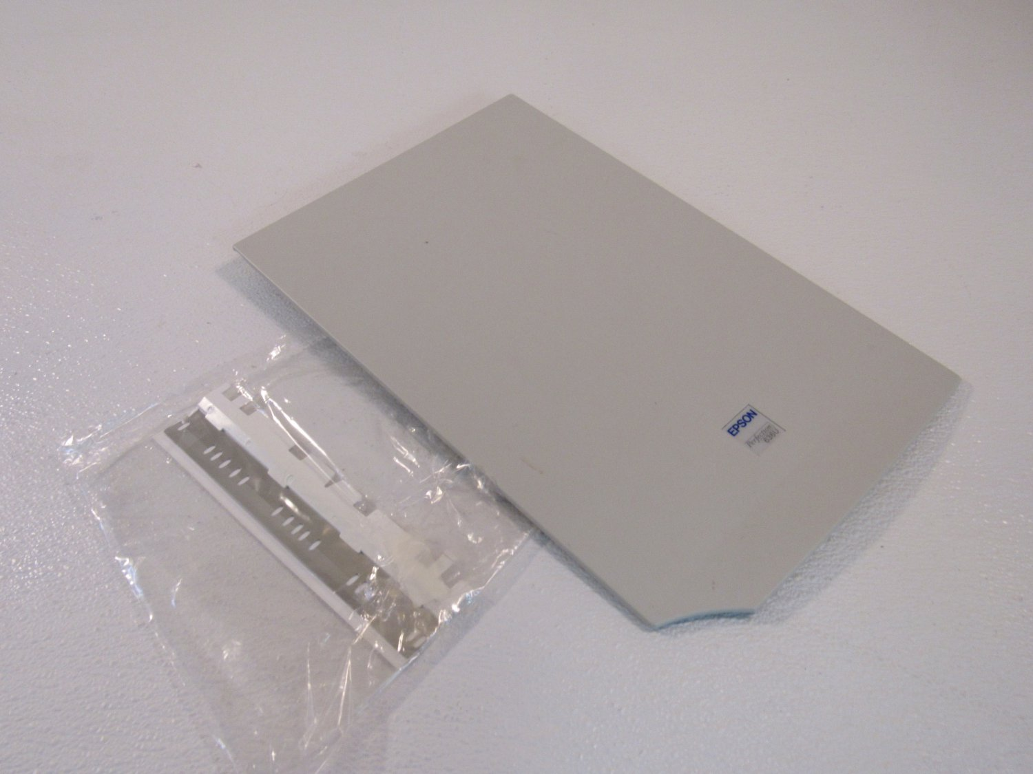 Epson Flatbed Document Cover 636U Scanner Gray Lid G680B