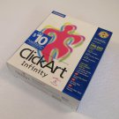 Broderbund ClickArt Infinity Clip Art Collection 500,000 Premium Images 378037