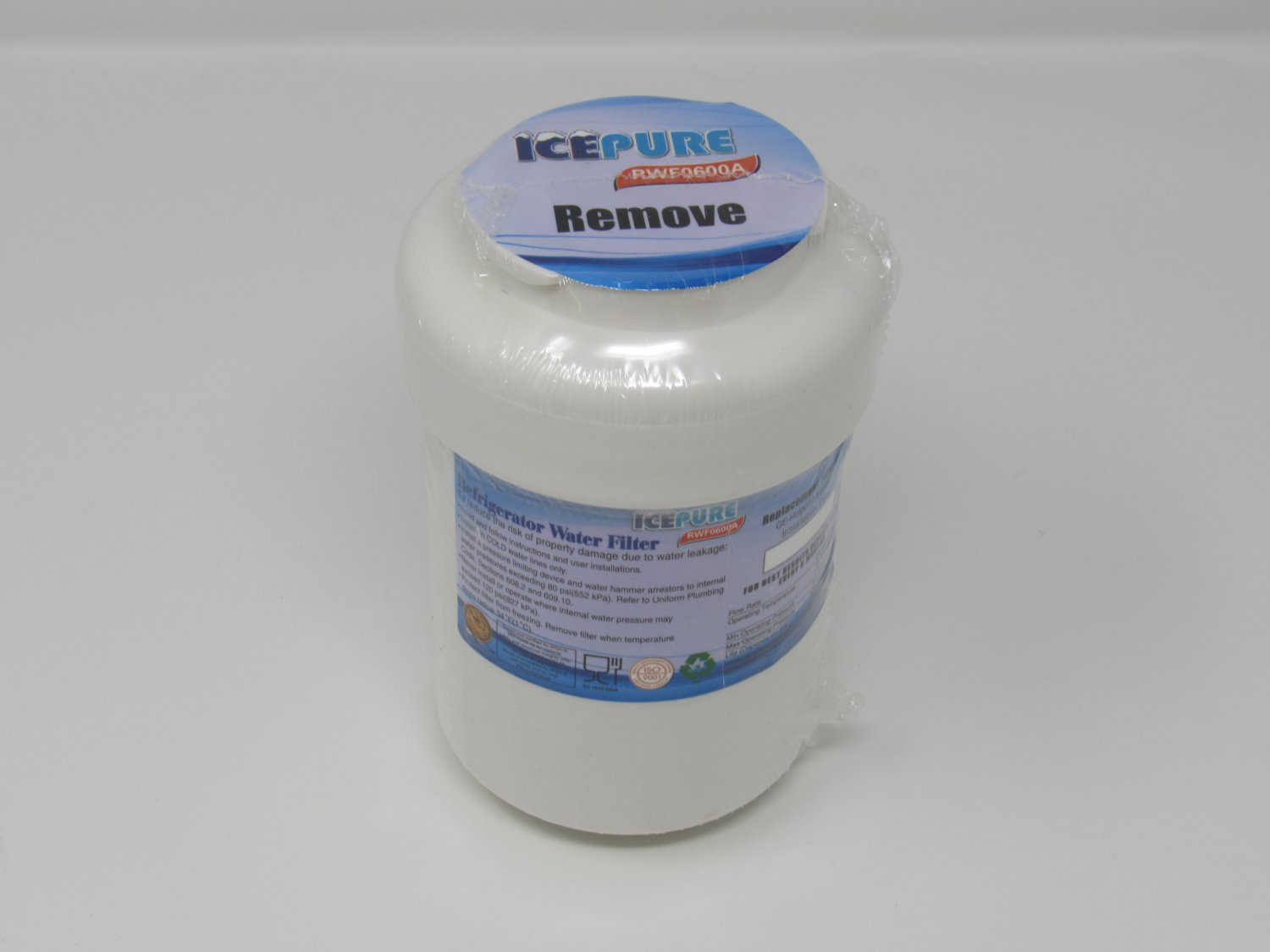 Icepure Refrigerator Water Filter MWF For GE Kenmore Hotpoint RWF0600A