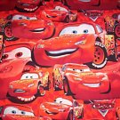 OOAK BOUTIQUE DISNEY CARS  PERSONALIZED PILLOWCASE