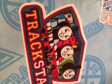 THOMAS THE TANK TRAIN TODDLER/ CRIB SHEET SET