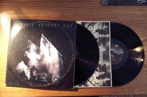 Genesis Seconds Out  Double LP Audiophile