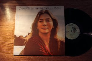 Color of the Day, Judy Collins LP Audiophile