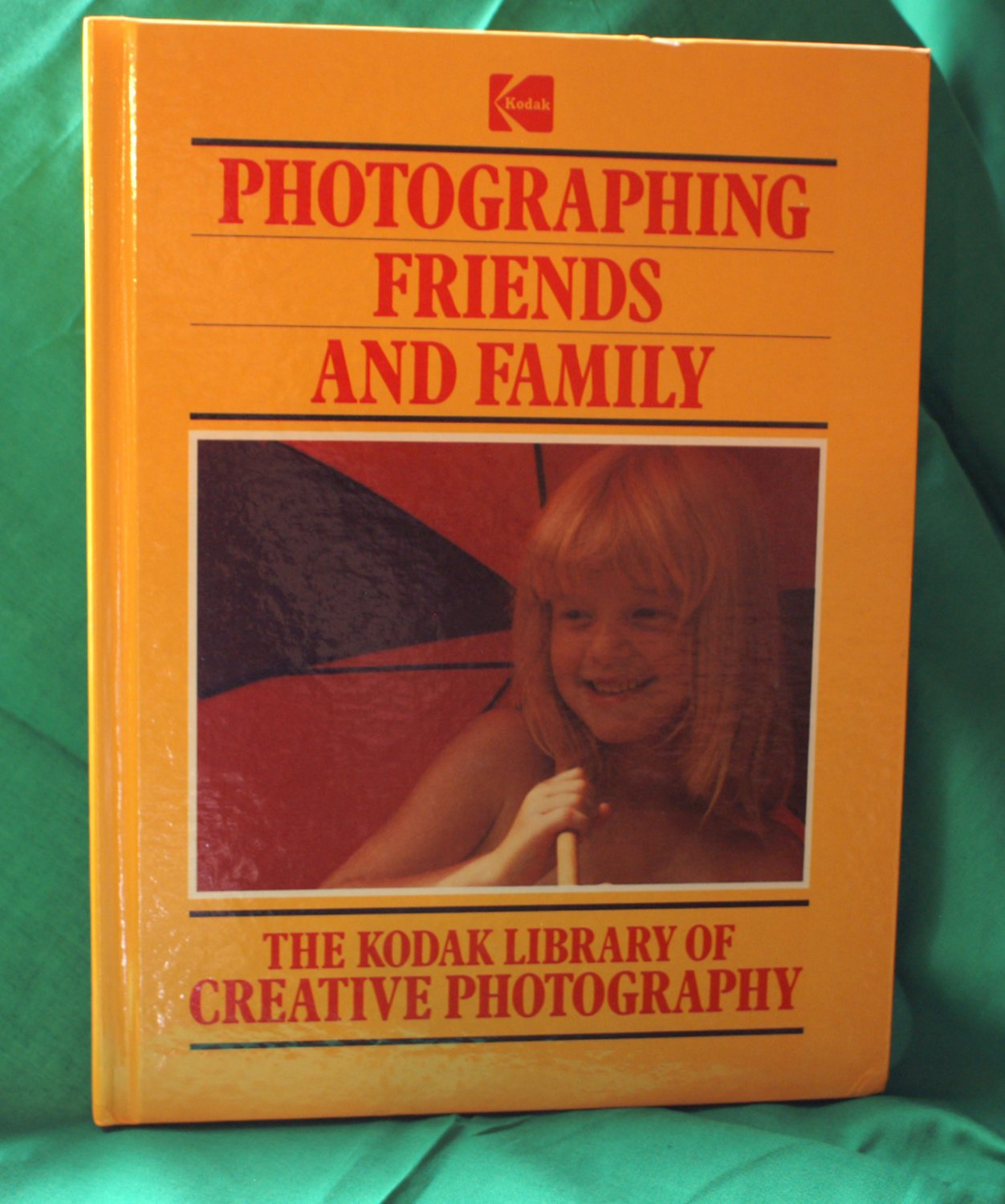 Kodak Photographing Friends And Family Like New