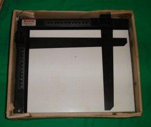 "Bogen Precision Enlarging Easel 8""X 10"" in original box"