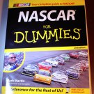 NASCAR for Dummies Mark Martin 2nd edition  LIKE NEW