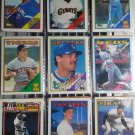Lot of 18 Baseball cards