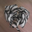 Black & White Zebra