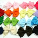 Chocolate Original Boutique Style Bow