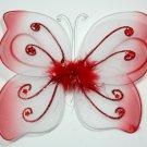 Little Red Butterfly Wings