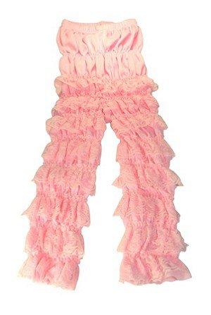 Small Hot Pink Lace Petti Pants
