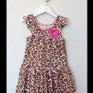 Leopard Love Dress (2-4T)