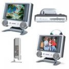 "Axion - AXN-7080 - 8.4"" TFT LCD TV With Built-In DVD Player"