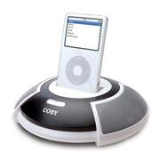 Coby CSMP93 - MP3 High Output Stereo Speaker System