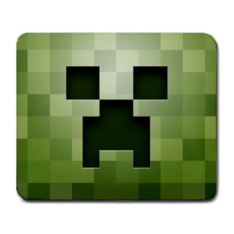 What Stores Accept Paypal Credit >> Minecraft Creeper Mousepad MP023