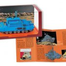 Tintin Lunar Tank limited edition 1/43 die-cast vehicle New