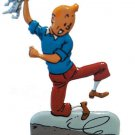 TINTIN & PRISONERS OF THE SUN METAL FIGURINE NEW RARE IMPORT