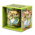 Asterix & Obelix porcelain mug - Romains ! by logoshirt import