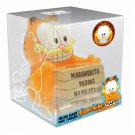 Garfield  SpardosenPizza Chibi mini  Moneybank  Plastoy