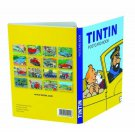 Tintin and cars set of 16 postcards booklet set NEW