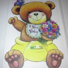 New Baby Greeting Card By Pacific Graphics