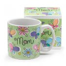 Spring Wings With Mom Message - Mug burton + Burton