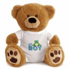 Boy Onesie Bear Progressive Plush
