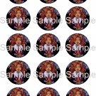"""Monster High Clawdeen Wolf Bottle Cap 15 1"""" Images Digital JPEG File"""