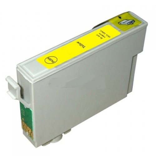 Remanufactured Epson T069420 (T0694) Yellow Ink Cartridge