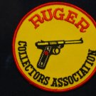 """Nice & New 4"""" Ruger Collectors Association Patch"""