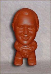 Pottyheads Gag Novelty Figurine - Pee Pee Toy Gadget