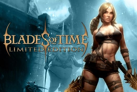 Blades of Time Limited Edition PC Digital Steam Key