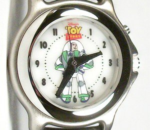 Disney Limited Editon Toy Story Watch! Mint! Only 350 Ever Made! Wow!