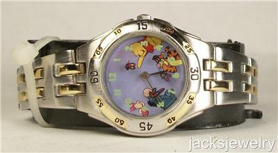 New Disney Friends and Winnie Pooh Watch! Hard To Find!