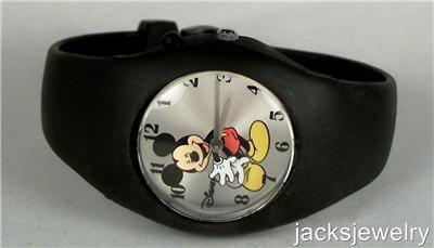 Disney Stunning Funamation Mickey Mouse Watch! New! Beautiful! He Moves!