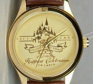 New Disney Ladies Mickey Mouse Watch! Stunning! Gift! Happiest Place on Earth!