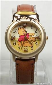 Disney Floating Winnie Pooh Watch! New! HTF! Very Rare!