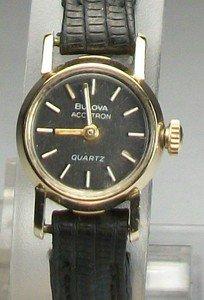 Ladies Bulova Accutron Watch! Beautiful! HTF! Free gift & Watch!
