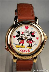 New Disney Musical Beatles I want To Hold Your Hand Mickey Mouse Watch! HTF!