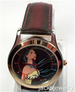 New Disney Limited Edition Pocahontas Watch! Hard To Find!